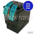 eurofrank ink cartridge blue for Neopost IJ-70 NetSet2 Netherlands franking machine